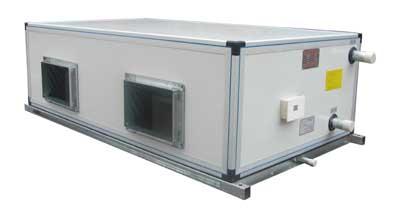 kd系列吊顶式空调机组是中央空调末端系统吊装式空气处理图片